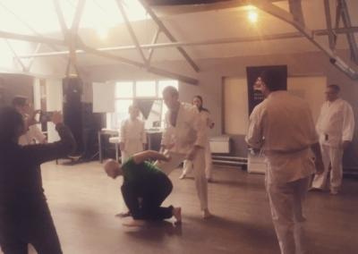 studio bee transformed for the karate class! bookings: sychan@studiobeemcr.com 0790197694 #studiobee #studiobeemcr #studiohire #manchesterstudio #dojo #karate #mma #thaiboxing #kickboxing #boxing #fitness #workout