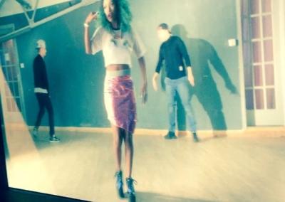 music video shoot with lady ice at @studio_bee_mcr , northern quarter manchester. enquiries info@studiobeemcr.com @choccice #studiobee #studiobeemcr #musicvideo #rec #unityradio #unityfm #shoot #bts #sneakpeak