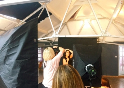 todays shoot at studio bee #bts #fashion #shoot #photography behindthescens #asiaburillphotography